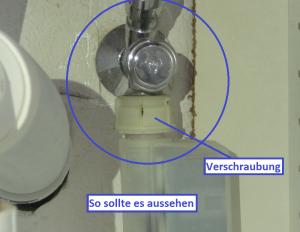 Spülmaschinenschlauch