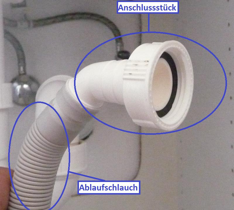 Favorit Spülmaschine anschließen wie die Profis! | Herdanschliessen.de RP42