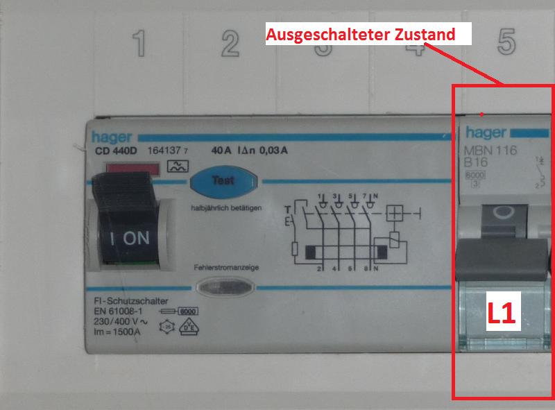 Super Schalter anschließen mit genauer Anleitung | Herdanschliessen.de ZI26