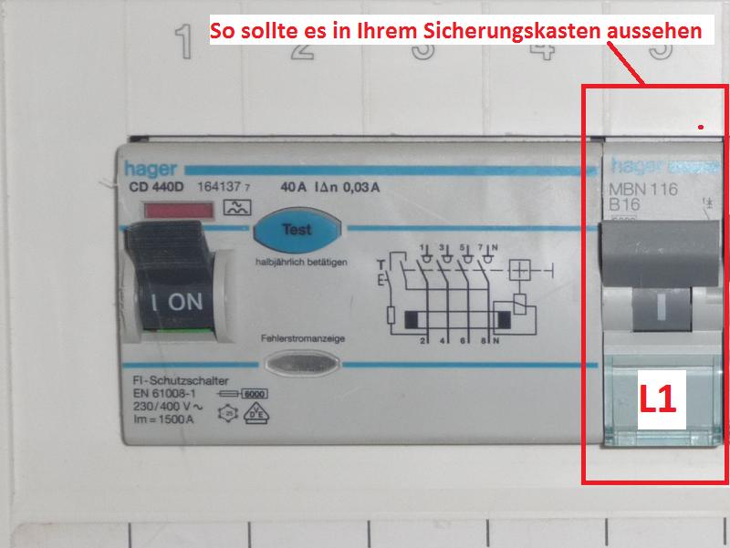 Bevorzugt Schalter anschließen mit genauer Anleitung | Herdanschliessen.de UF24