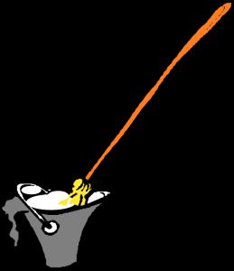Saugglocke