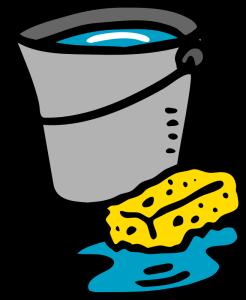Toilette Hausmittel